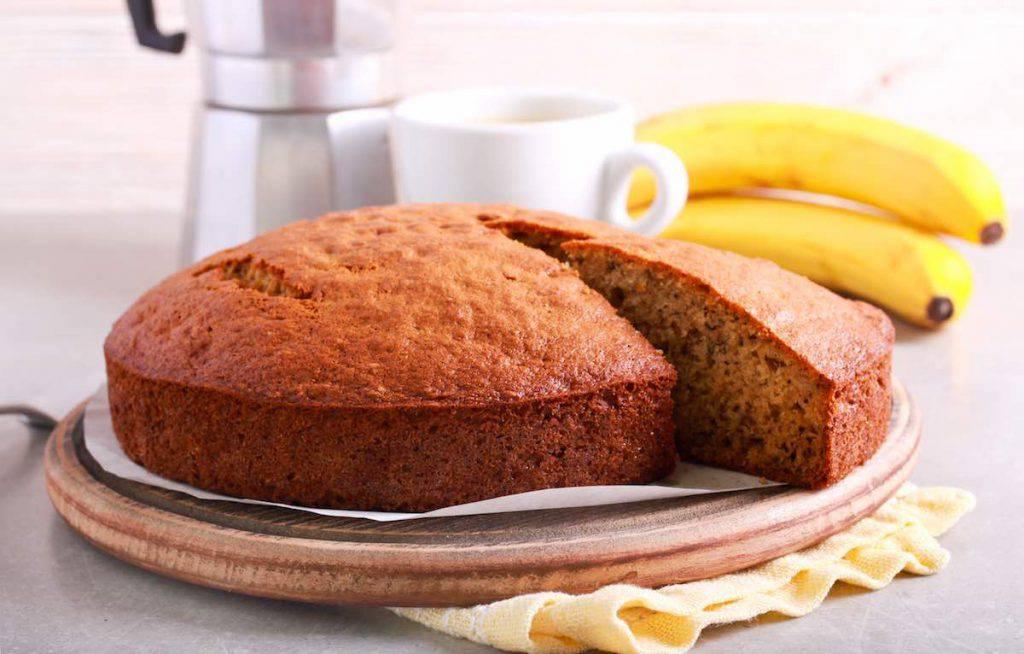 torta di banane di nonna Amelia